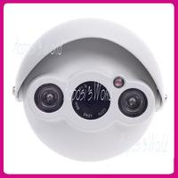 "CARD LEAD CL-4017/AS 1/3"" 800TVL Night Vision Indoor/Outdoor security CMOS IR surveillance waterproof CCTV Camera ,Free Shipping"