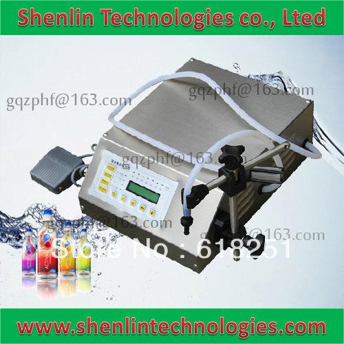 Maquinaria de llenado de líquidos de relleno de embotellado automático de bombeo eléctrico e- líquidos bebidas productos químicos de embalaje de equipos de herramientas
