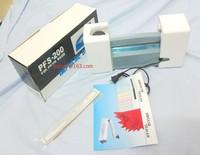 110V Handheld impulse heat sealing tool manual for bags 200I metal shell,package sealer handy equipment,economic packing machine