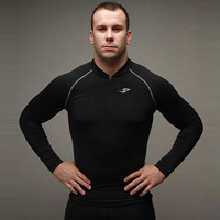 Running T-shirt Men Demix Coolmax Kailas Quick Dry Tights Bodybuilding Fitness Jogging Suit Athletic Mens Training Suits Clothes