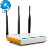 Stendardo w304r 300m aerial wireless router band wifi 4 wired interface