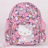 Hello Kitty bag kids bag children bag shoulder bag children backpacks school bag student bags