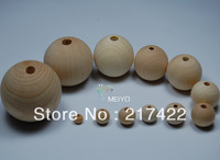 Diy accessories primaries wood bead wooden bead Natural Color