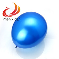 Blue 100 pcs Helium Circle Balloons Birthday Christmas Party Decoration wholesale 10 inch balloon
