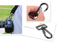 """10pcs 1/4"""" Connecting Hook For Camera Bag Case&Shoulder Sling Neck Strap Belt DSLR"""