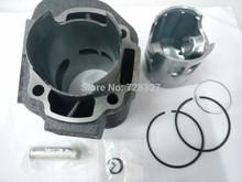 125cc 54mm kit bloco de cilindro alto desempenho scooter peças de motor para yamaha jog 90cc(China (Mainland))