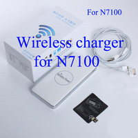 10 pcs wireless power bank for Samsung Note 2 N7100, 2 in 1 wireless power bank