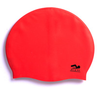 New good adult swimming cap silicone