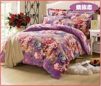 Coral fleece bedding set high quality bed set bedclohes new bed linen sheet 4 pcs duvet cover bedspread wholesale 0022