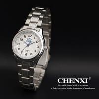 Fashion New 2014  Brand Wristwatch Casual Quartz  Women Dress Watches Relojes Mujer Free Shipping 010A