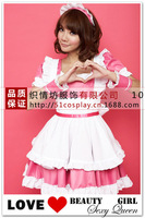 Free E113 black maid dress sexy Japanese role-playing game uniforms sexy lingerie wholesale seduction maid outfit