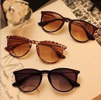 Vintage retro sunglasses women brand designer.Metal thin legs small round frame sun glasses 2014 new fashion oculos de sol Q1
