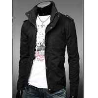 Jacket men's clothing slim casual male jacket outerwear coat jackets for men outdoor jacket polo coat men mens jackets and coats