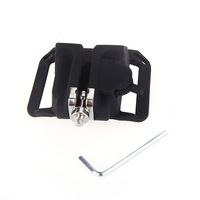 New Arrival Camera Holster Waist Belt Buckle Button Fast Loading for All SLR Camera Accessory