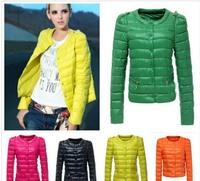 Free shipping Wholesale 2013 women coats winter fashion down coat Winter jacket, color clothes women jackets Parka wc89