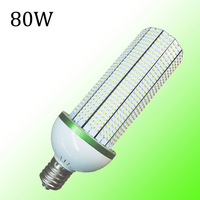 DHL ship to US 80W E39 LED street lighting Corn/street light  Energy saving high power to replace the conventional CFL bulb 280W