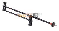 Free Shipping Portable Mini Carbon Fiber Camera Crane mini Jib Jib Arm Crane up to 5KG for 5D2