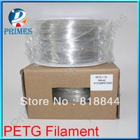 PETG 3D Printer Filament  transparent color 1.75mm 3.0mm 1kg Spool