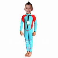 Children swimwear wetsuit diving suit suit warm dress surfing  2.5mm YEC-658