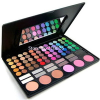New 2013 Fashion Popular  78 Color Eye Shadow Eye Beauty Makeup Cosmetics Foundation Palette