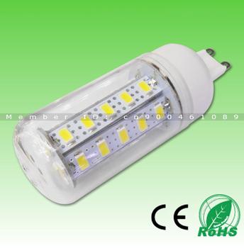 20pcs Free Shipping! Samsung SMD5630 36LED 950lm, Super Bright Warm White/Cold White AC220V E27/GU10/G9 led corn bulb light