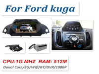 Car DVD player for Ford Kuga 2013 with GPS HD 8inch screen audio video player s100 support dvr 3g wifi