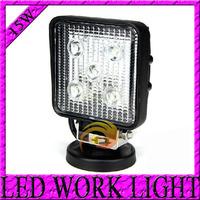 Wholesale Free Shipping 20pcs10V-30V 4''15W IP67 LED Working light for AVT Offroad Bike Truck LED Spot/Flood Light LED Fog Light