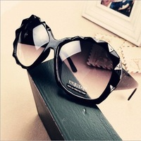 2013 vintage round Unisex The new fashion retro round box Outdoor Sunglasses women Eyewear sun glasses oculos de sol