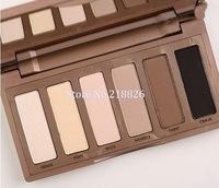 New Arrival Basics Palette eye shadow Mini makeup 6 Colors Eyeshadow!6x1.3g