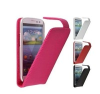 2014 new  Up Down Open Flip Leather Case Cover For ZTE V818 U818 Moblie Phone Free Shipping
