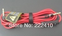 cheaper cable Detox red MIC for recording audio studio Mixr Pro headphones line free shipping