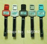 Gym Jogging mobile Phone Arm Band Case holder cover bags For Ipod Nano 7 7TH 7G nano7 Solf Belt Neoprene Running Sport Armband