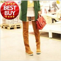 1/2'' 60cm Fashion Warm winter  Snow Boots for Lady and Women Boots & Black,Yellow,Gray ,Brown Boots for Women Free Shipping