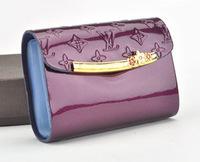 2014 Hot sale Designed women's wallets card holder name card holder ID holders design business case  free shipping  BB88
