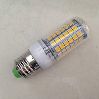 5050  12W  highlighted   E27 220v  69 LED Lamp   Corn Bulb 1100LM Cold white / Warm White Light Bulb