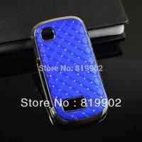 Deluxe Hot Diamond Bling Bling Star Protector Cover Hard Case For Nokia Asha 200 201