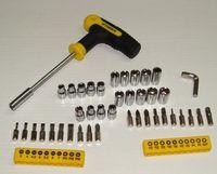 R'DEER high quality electronic tools Cr-V steel 43pcs torx screwdriver electric tools kit  NO.RT-1643 freeshipping
