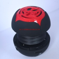 Free Shipping LOVE Mini Portable Speaker 3.5mm Support TF Card