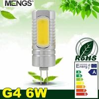 MENGS G4 6W LED Dimmable Light 4 COB LEDs LED Lamp Bulb in Warm White/Cool White Energy-saving Lamp