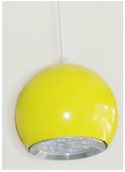 pendant lights 7w led bar counter black white red yellow green stoving varnish apple type  100-240v feeling tone decorate