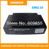 Satellite Receiver dm800hd se DM800se  (Rev D6, BL R84,SIM 2.10 Card ,BCM4505 tuner )