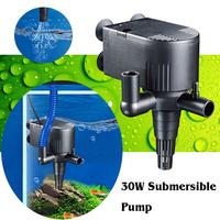 Aquarium filter HDOM AP-2000 30W Submersible Pump aquarium air pump for fish tank aquarium accessories ,Free shipping-4006511