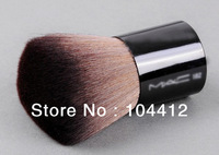 Professional Makeup Wholesale.Free Shipping Natural Animal Soft Hair Makeup Tool Blush Brush,Face Power Brush NO.182,TOP Quality