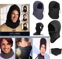 Thicker section multifunctional headgear mask outdoors collars caught balaclavas ski mask free shipping