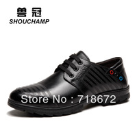 2014 spring, men, new, first layer of leather, apartments, business casual shoes, weddings, men leather shoes, free shipping