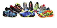 Men ,women Zapatillas Salomon Shoes Athletic Sports Running Walking Speedcross 3 Shoes,22 Color Size:men's 40-46, women's 36-40