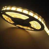 Hot 5630 SMD Led Light Strip Waterproof IP65 cool White Ultra Brightness 300 Leds 5M 16FT Free Female / Male connector 100M NEW
