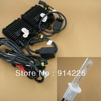Car Auto parts Xenon 12V 100W Xenon HID Conversion Slim Kit H1 6000K
