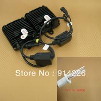 Car Auto parts Xenon 24V 100W Xenon HID Conversion Slim Kit H3 6000K