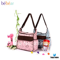 Free Shipping Diaper Bag Nappy Mother Maternity Totes Women Mummy Baby Care Bag Backpack Large Designer Diaper Bag